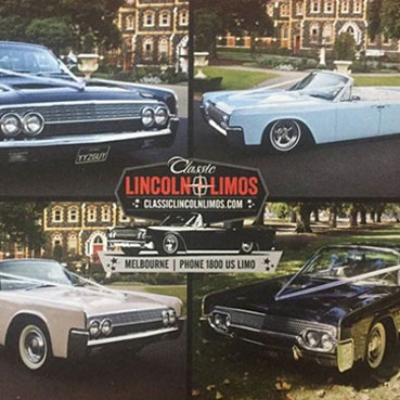 Miscellaneous-Wedding-Classic-Lincoln-Limos