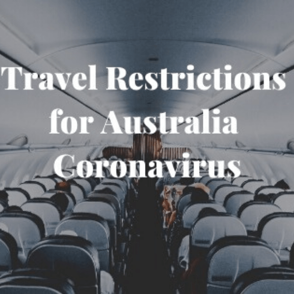 Travel Restrictions in Australia