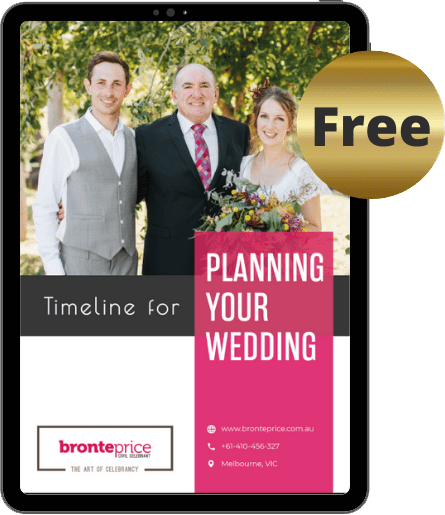 Bronte Price - Marriage Celebrant Melbourne 32